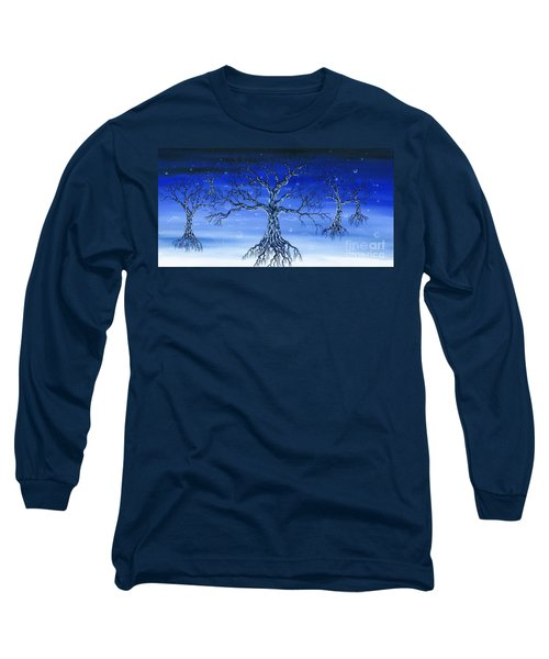 Underworld Long Sleeve T-Shirt by Kenneth Clarke