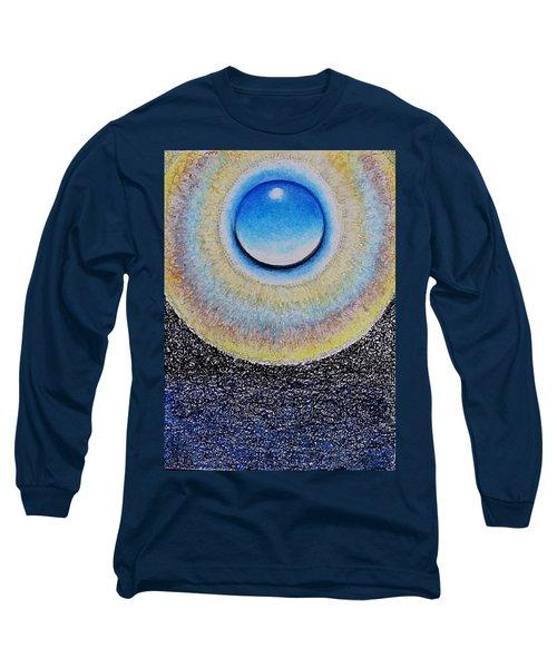 Universal Eye In Blue Long Sleeve T-Shirt