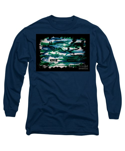 Untitled-111 Long Sleeve T-Shirt