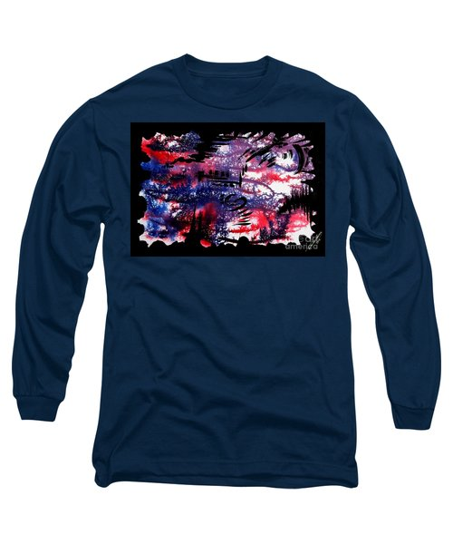 Untitled-80 Long Sleeve T-Shirt