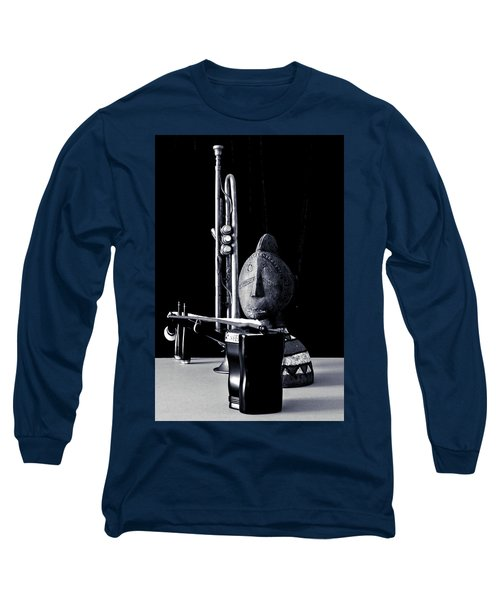 Untitled A Long Sleeve T-Shirt by Elf Evans