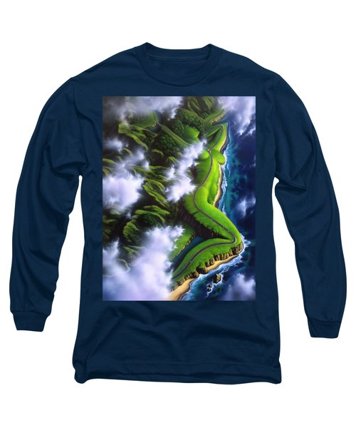 Unveiled Long Sleeve T-Shirt