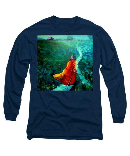 Up That Hill Long Sleeve T-Shirt