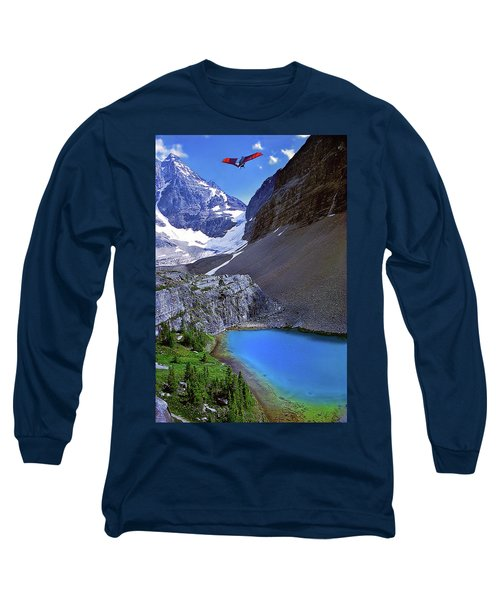 Up, Up, And Away Long Sleeve T-Shirt