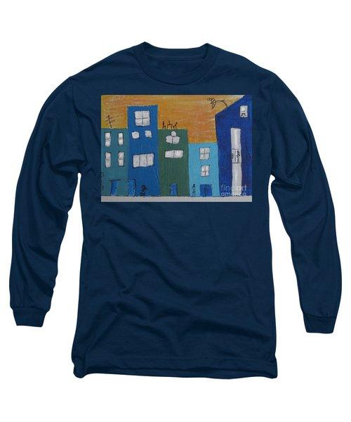 Uptown Fun Long Sleeve T-Shirt