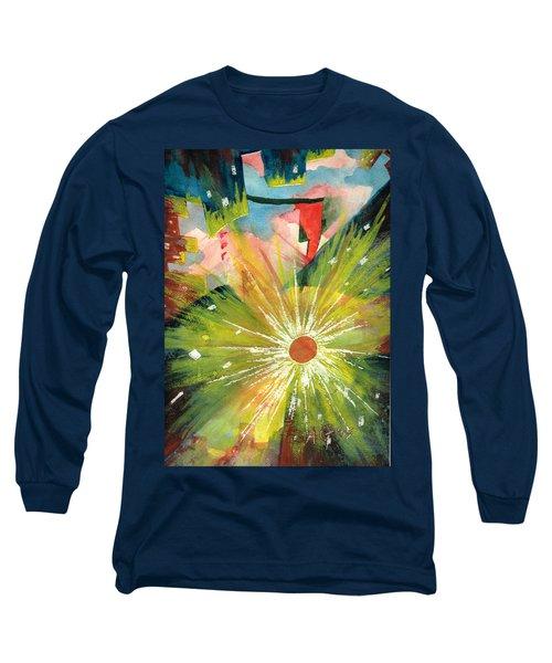 Urban Sunburst Long Sleeve T-Shirt