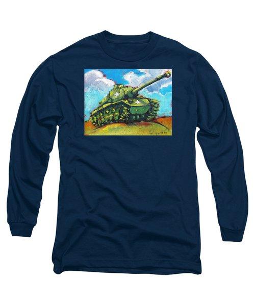 V. F. W. Tank Long Sleeve T-Shirt