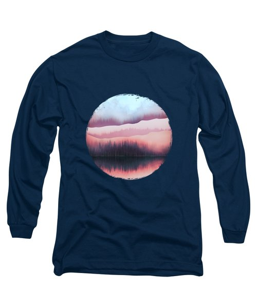 Valentine Forest Long Sleeve T-Shirt
