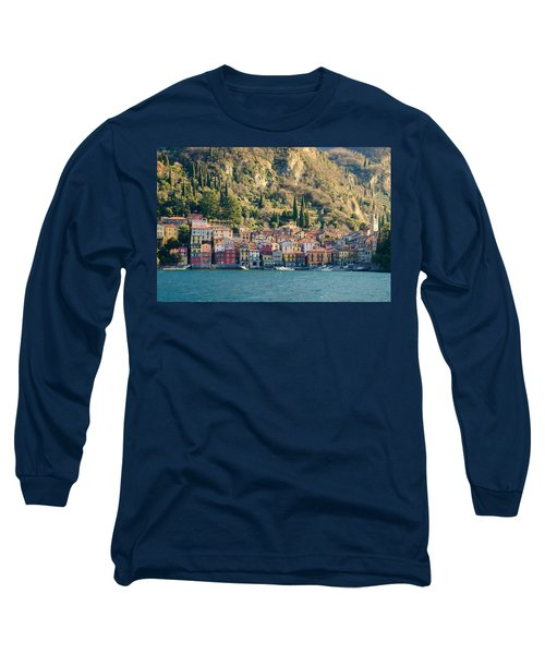 Varenna Village Long Sleeve T-Shirt