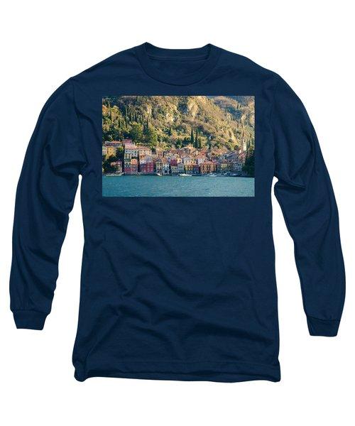 Varenna Village Long Sleeve T-Shirt