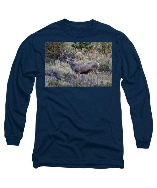 Velvet Mule  Long Sleeve T-Shirt