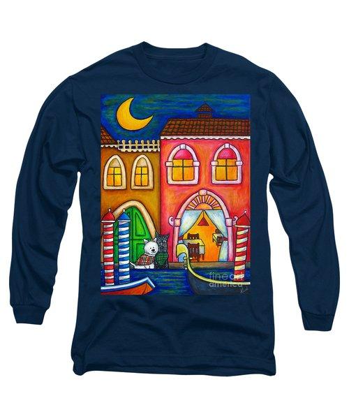 Venice Valentine Long Sleeve T-Shirt