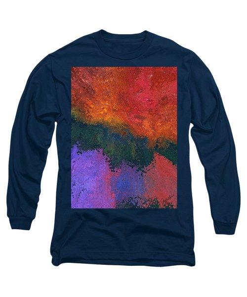 Verge 2 Long Sleeve T-Shirt by The Art Of JudiLynn