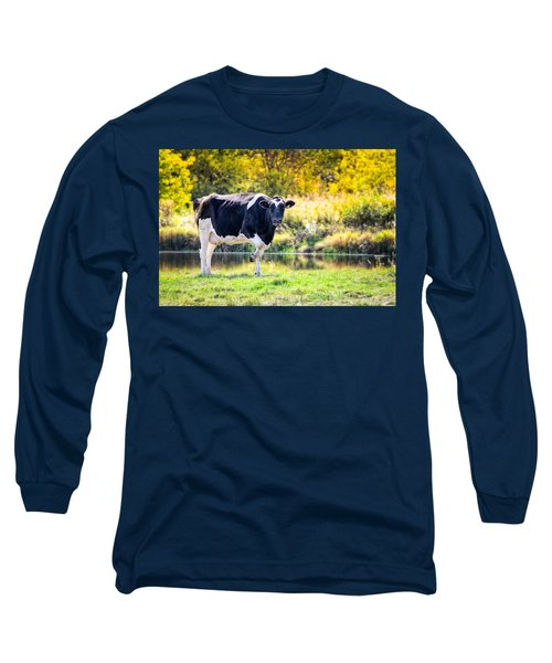Vermont Farms.01 Long Sleeve T-Shirt