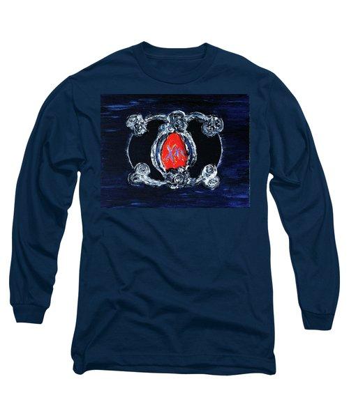 Vesica Black Suns Long Sleeve T-Shirt