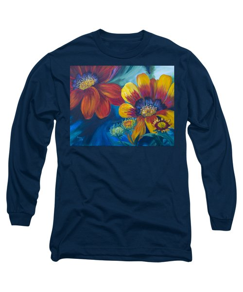 Vibrant Long Sleeve T-Shirt