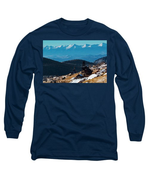 Victor Gold Mine Long Sleeve T-Shirt