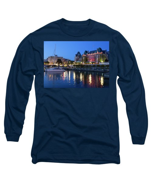 Victoria Lights Long Sleeve T-Shirt