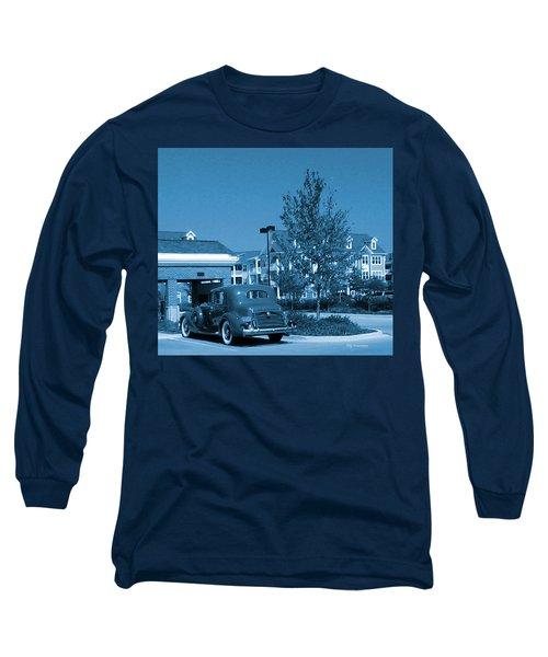 Vintage Automobile Long Sleeve T-Shirt