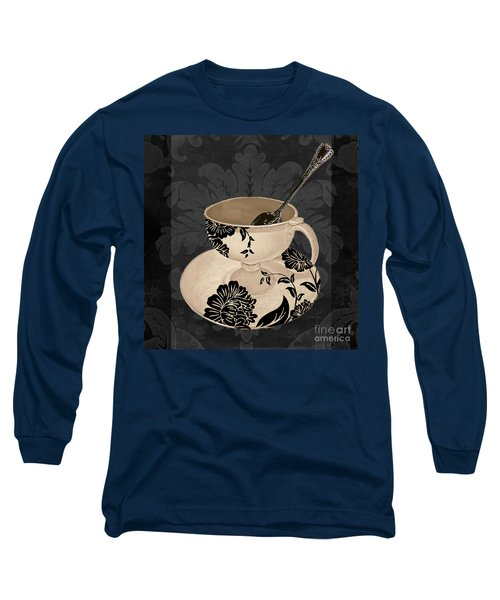 Vintage Cafe II Long Sleeve T-Shirt