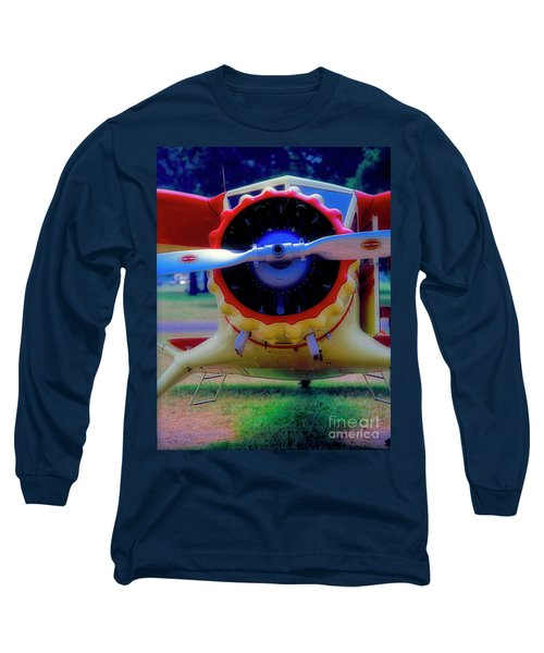 Vintage Stinson  Long Sleeve T-Shirt