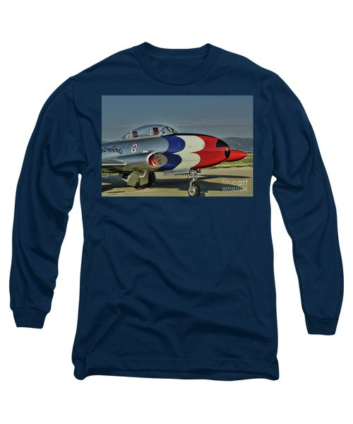 Vintage Thunderbird Long Sleeve T-Shirt