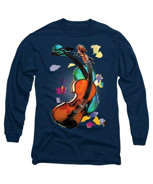 Violins Long Sleeve T-Shirt