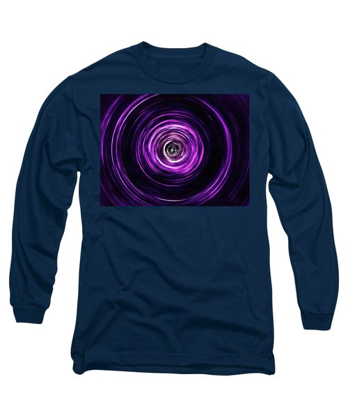 Vortex Into The Unknown Long Sleeve T-Shirt