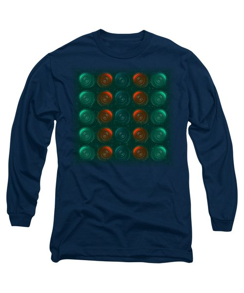 Vortices Long Sleeve T-Shirt