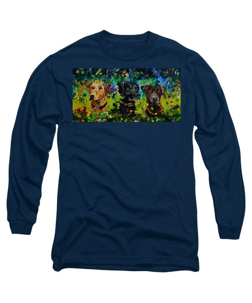Waiting To Hunt Long Sleeve T-Shirt