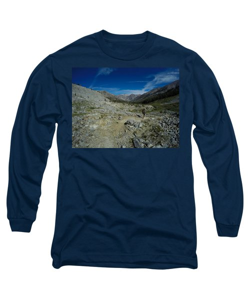 Walkin' Man Long Sleeve T-Shirt