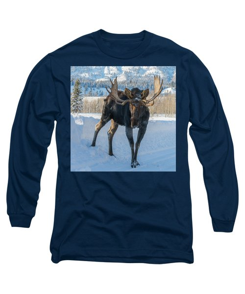 Walkin' The Road Long Sleeve T-Shirt