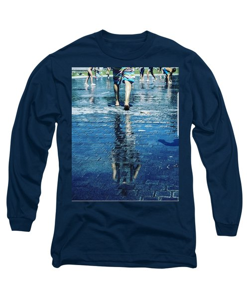 Walking On The Water Long Sleeve T-Shirt