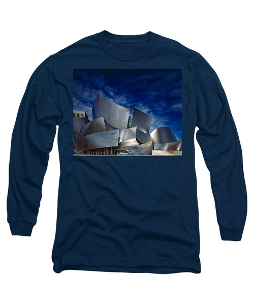 Walt Disney Concert Hall Long Sleeve T-Shirt