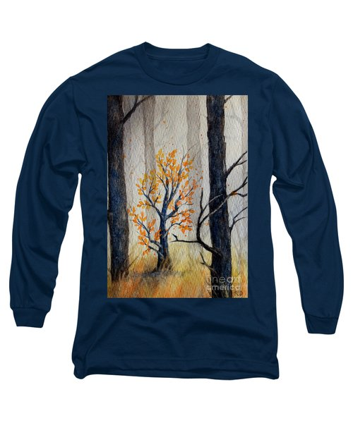 Warmth In Winter Long Sleeve T-Shirt