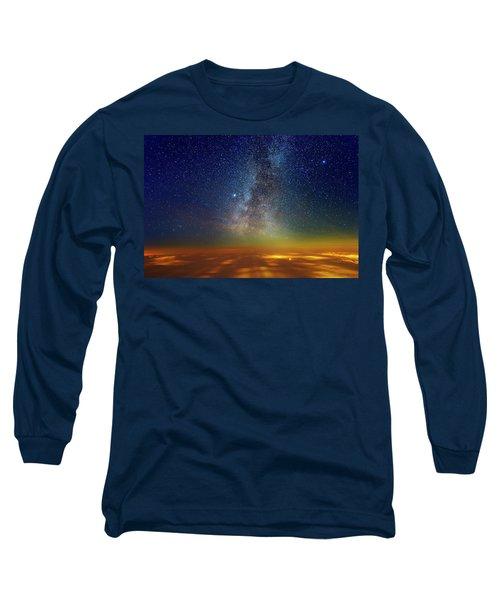 Warp Speed Long Sleeve T-Shirt