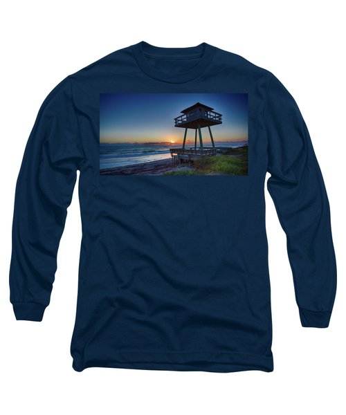 Watch Tower Sunrise 2 Long Sleeve T-Shirt