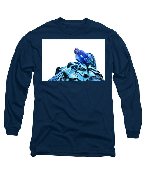 Watching Liberty Long Sleeve T-Shirt