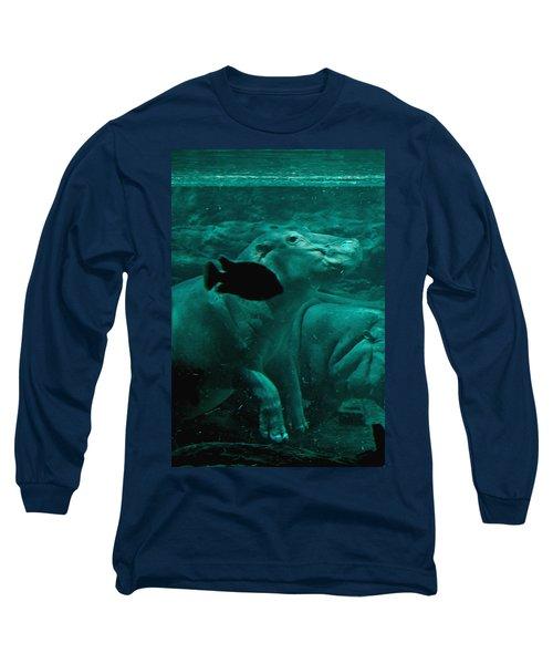 Water Horse Ballet Long Sleeve T-Shirt