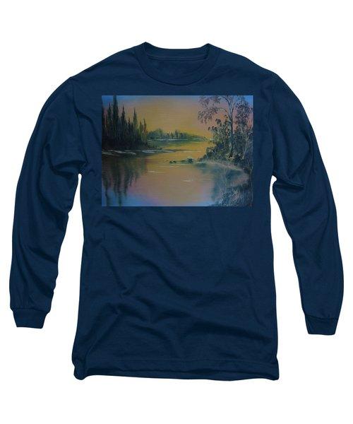 Water Scene 2a Long Sleeve T-Shirt