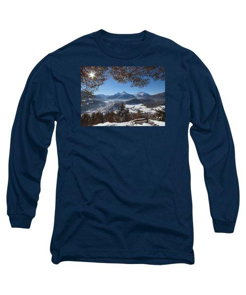 Watzmann Panorama 1 Long Sleeve T-Shirt