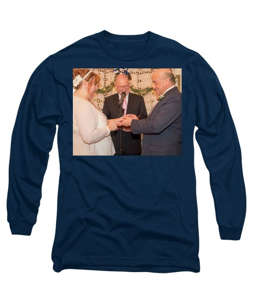 Wedding 1-2 Long Sleeve T-Shirt
