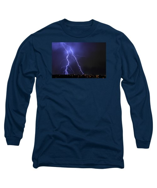 West Jordan Lightning 1 Long Sleeve T-Shirt