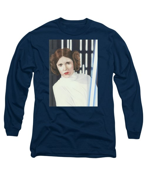 What If Leia...? Long Sleeve T-Shirt