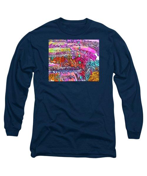 What Lies Below Long Sleeve T-Shirt