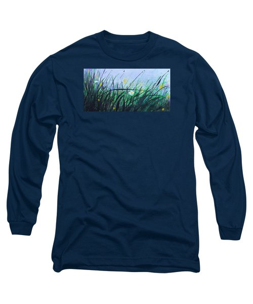 When The Rain Is Gone Long Sleeve T-Shirt by Kume Bryant
