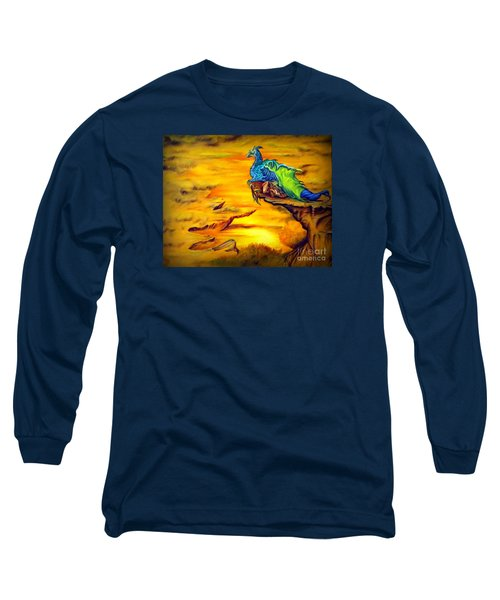Dragons Valley Long Sleeve T-Shirt