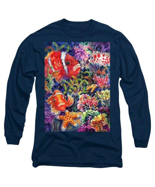 Where's Nemo Long Sleeve T-Shirt