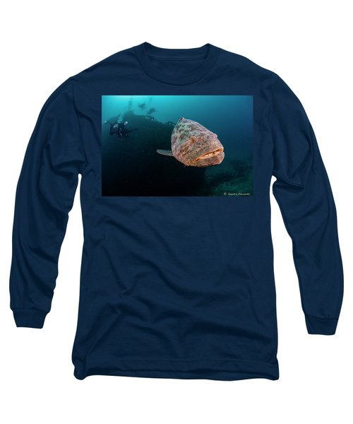 Wilbur The Ham Long Sleeve T-Shirt