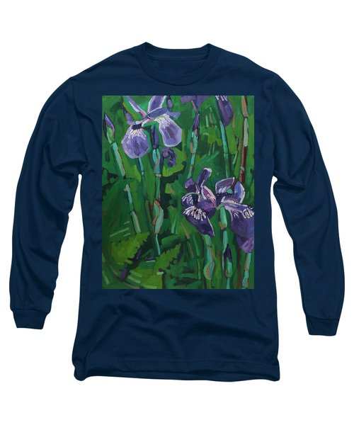 Wild Iris Long Sleeve T-Shirt